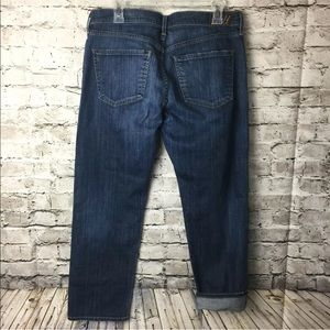 "Citizens Of Humanity Jeans - Citizens of Humanity Dylan Boyfriend 30 32""x 26"""